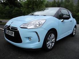 Citroen DS3 Dstyle 3dr PETROL MANUAL 2010/10
