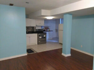 2 Bedroom Basement Unit Rent