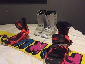 VERY CHEAP- Board, Boots and Bindings