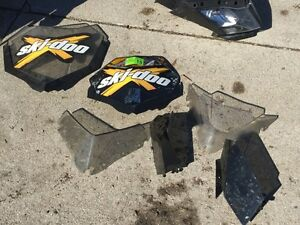 Used 2006 to 2013 ski-doo parts and accessories London Ontario image 6