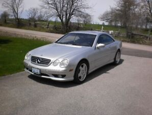 2002 Mercedes-Benz CL-Class AMG Coupe (2 door)