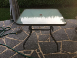 Table de patio/balcon