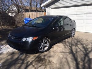 2008 Civic Si - Low KMS!!