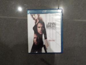 Prison Break The Final Break Blu-Ray Season