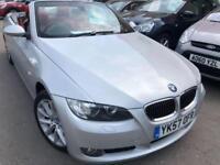 2007 57 BMW 3 SERIES 3.0 325I SE 2D AUTO 215 BHP