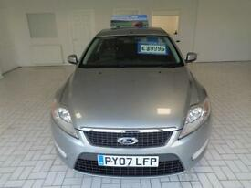 Ford Mondeo 1.8TDCi 125 6sp 2007.5MY Zetec