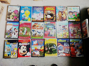 Assorted Kids/Children DVDS-$10 for all