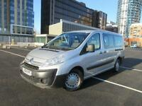 2008 Citroen Dispatch 2.0 HDi L2H1 Combi 5dr (9 seat, MWB)