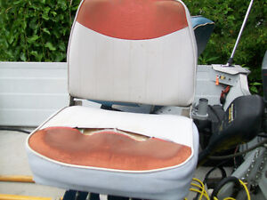 FOR SALE 2 BOAT SEATS