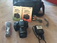 Canon Rebel T3i Eos 600D DSLR Kit