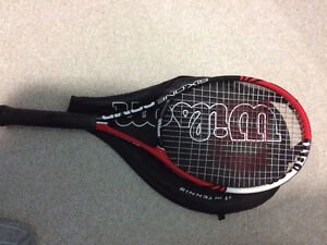 Two tennis racquet_sold out!