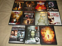 12 Scary Movies for $10.00