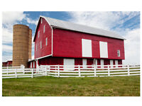 ****FREE List of ACREAGES and RAW LAND in the EDMONTON AREA*****