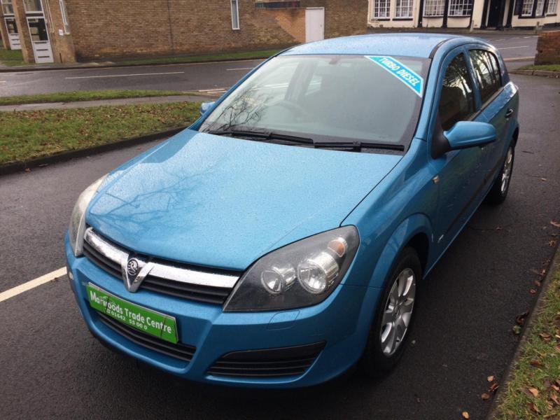 Vauxhall astra 1.7CDTi 16v Life Turbo Diesel FULL MOT