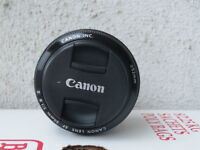 Canon EF 50mm f/1.8 II Lens Never been used