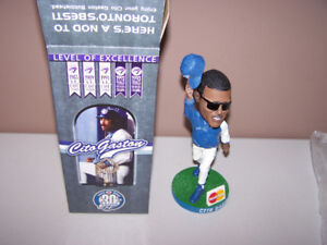 Toronto Blue Jays bobblehead Cito Gaston SGA Cap Tip- in box
