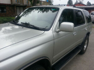1999 Toyota 4Runner Cougar Seeking Young Male to Spoil Her