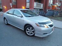 2009 TOYOTA CAMRY SE ,REMOTE STARTER, SKIRT PACKAGE ,ALLOYS! City of Toronto Toronto (GTA) Preview