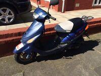 Direct Bikes 50cc 2012 moped Db50qt-11