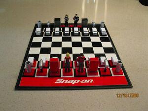 Snap-on chess game Edmonton Edmonton Area image 2