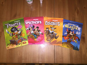 Collection de livres pour enfants - Mickey & Co