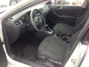 VW Jetta seats like brand new 2013