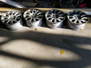 BMW 3 Series Rims (Rims Only)