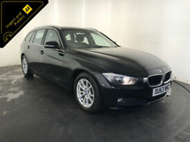 2013 BMW 320D BUSINESS EFFICIENT DYNAMICS DIESEL 1 OWNER SERVICE HISTORY FINANCE
