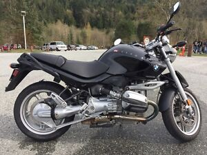 BMW R1150R Motorcycle in excellent condition