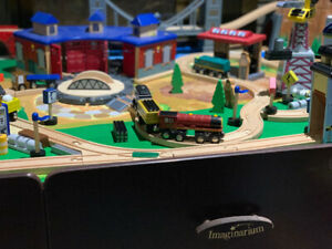 IMAGINARIUM Train Table Set