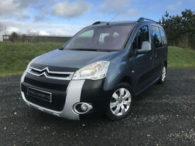 2009 Citroen Berlingo 1.6HDi 90hp Multispace XTR LIKE PARTNER Tepee