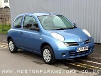 2005 NISSAN MICRA 1.2 S 3dr new clear MOT ready to go