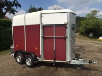Ifor Williams hb505 hunter horse box