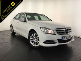 2014 MERCEDES C220 EXECUTIVE SE CDI DIESEL 1 OWNER SERVICE HISTORY FINANCE PX