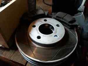 Brake pads and Ate Rotors