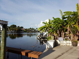 Completely Renovated Vacation Home - on 200ft Wide Canal - Pool