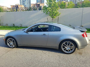 2005 Infiniti G35 Coupe Coupe (2 door)