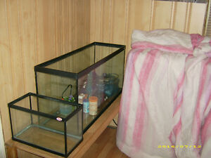 Hagen fish tanks and accessories