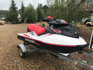 INCREASE POPULARITY WITH THIS 2008 SEADOO WAKESERIES