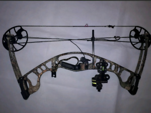 Compond bow ( archery )