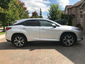 2016 Lexus RX 350 Executive Package Navigation Camera Sunroof