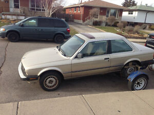 1986 BMW 325 EA--2 Door Coupe--Canada only