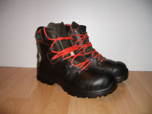 """"""""""" HAIX """"""""  Work safety boots  -- NEW -- size 10 US men"""