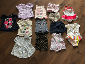 Size 18-24 month Girl Clothes Lot