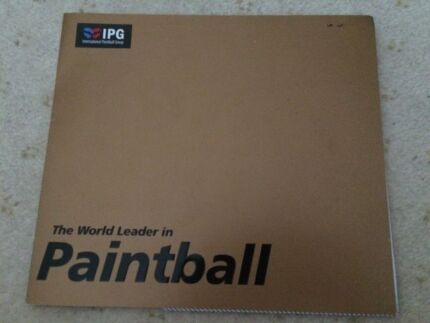 10 Paintball tickets for $80 Save $320 Kew Boroondara Area Preview