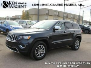 2015 Jeep Grand Cherokee Limited  - Leather Seats