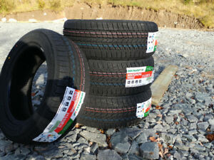 New 215/55R16 winter tires, $350 for 4