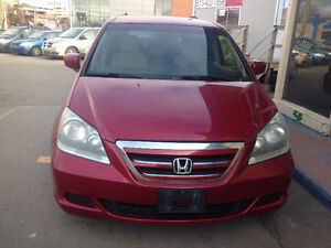 "2006 Honda Odyssey Minivan, Van 8PASSENGER""""""Safety E-test"""""""