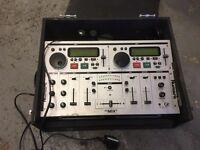 Numark mixer cd mix 2