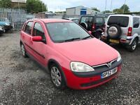 Vauxhall/Opel Corsa 1.7DTi 16v SXi ~ BARGAIN PX TO CLEAR ~ FEB 18 MOT